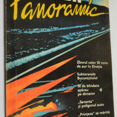Lot 3 x Presa Panoramic nr. 2 , nr. 5, nr. 10 Almanah