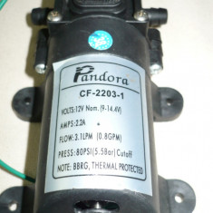 pompa 12 v atomizor electric
