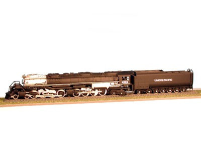 2165 Big Boy Locomotive foto