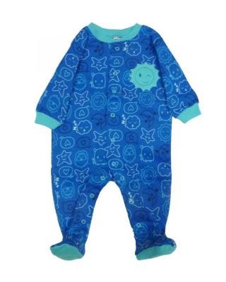 Salopeta / Pijama bebe cu desene Z101 foto