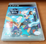 Phineas and Ferb across the 2nd Dimension, Ps3, original, alte sute de titluri