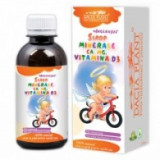 Sirop minerale Ca. Mg. vitamina D3 - INGERAS -200ml -, Dacia Plant