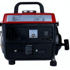 Generator de curent electric 650 W pe benzina Raider Power Tools