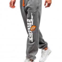 Pantaloni de trening bărbați grafit Bolf Q3240