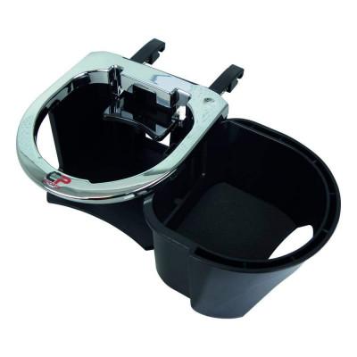 Suport auto CP Sport pentru 2 pahare, fixare la ventilatie, negru crom, 1 buc. foto
