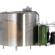 Tanc din inox pentru racire lapte 500L x 1.8 kw trifazic EMT.CTS500-3