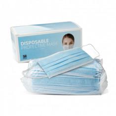 Set 50 masti de protectie respiratorie de unica folosinta FACKELMANN