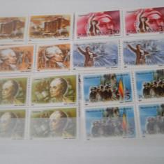 1990  LP 1236 EXPOZITIA MONDIALA DE FILATELIE LONDRA'90 x4