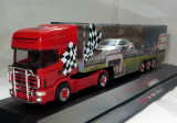 Herpa Scania Topline R raceline Extra Edition III ( Private Collection )  1:87