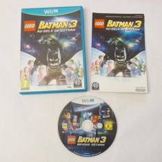 Joc Nintendo Wii U - LEGO Batman 3 Beyond Gotham