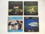 *DD- Lot 4 DVD filme documentare animale National Geografic / David Attenborough