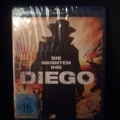 Sie nannten ihn Diego [Blu-Ray], BLU RAY, Engleza