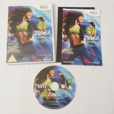 Joc Nintendo Wii - Zumba Fitness 2