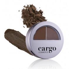 Kit Pentru Conturarea si Definirea Sprancenelor Cargo Brow How Dark
