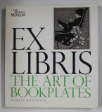 Ex Libris: The Art of Bookplates vinieta gravura exlibris bibliofilie 100 ill