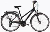 Bicicleta Oras Dhs Travel 2858 L Negru 28 Inch
