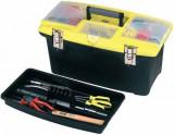 Cutie pentru unelte Stanley Jumbo 1-92-908, 2 organizatoare detasabile, 22inch