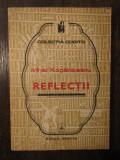 REFLECTII -MIHAIL KOGALNICEANU