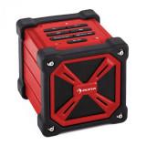 Auna TRK-861 difuzor cu Bluetooth cu baterie - rosu