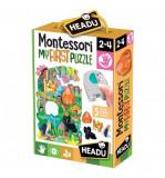 Cumpara ieftin Montessori Primul Meu Puzzle - Jungla