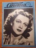 revista cinema 5-20 august 1944-willy birgel,premiere bucurestene