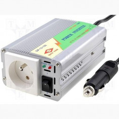 CAR BATTERY TO MAINS INVERTER DC10-15V/AC230V 150VA