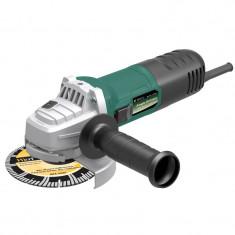 Polizor unghiular 750W Troy T12127 11000 rpm 125 mm, Retea electrica, 750 W
