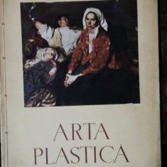 REVISTA ARTA PLASTICA NR.4/1955