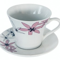 Set cesti cafea si ceai din portelan MN015616 Raki