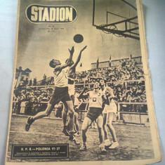 REVISTA STADION NR.80/1949
