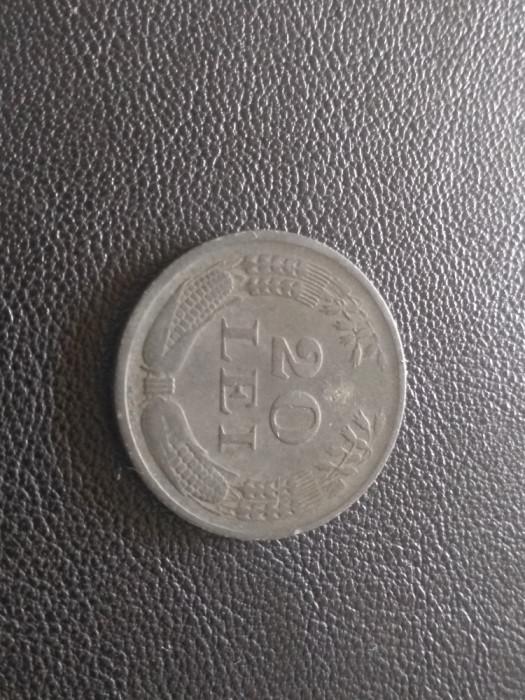 Monedă 20 lei 1942 Romania