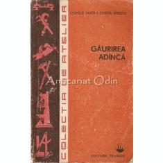 Gaurirea Adinca - Leopold Sauer, Christa Ionescu