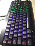 Corsair K65 RGB Mechanical Gaming Keyboard Cherry MX Brown, TKL