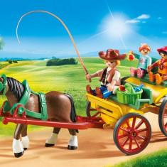 Trasura cu cal - Playmobil