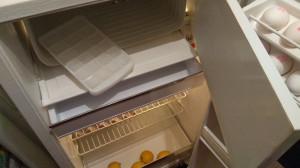 frigider Arctic Gaesti mijlociu 180l perfect functional santier camin studentesc