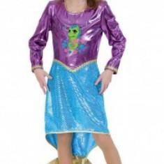 Costum Copii pentru serbare Sirena Deluxe 128 cm