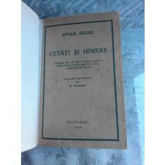 CETATI SI HIMERE , Ivan Ducici