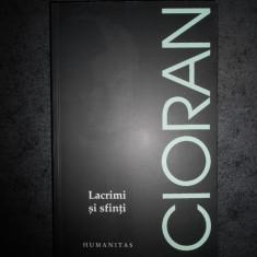 EMIL CIORAN - LACRIMI SI SFINTI (2017)