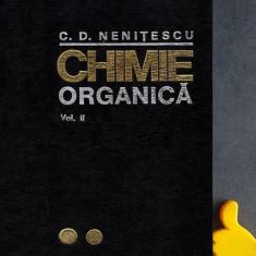 Chimie organica, vol. 2 C.D. Nenitescu