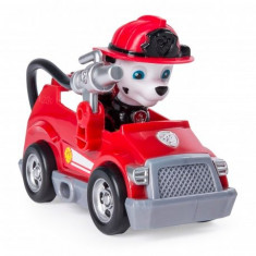 Mini picamer si figurina Marshall Paw Patrol Ultimate Rescue Salvarea suprema