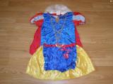 Costum carnaval serbare alba ca zapada pentru copii de 4-5 ani, Din imagine
