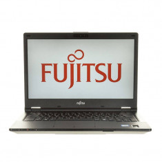Laptop Fujitsu Lifebook E448 14 inch FHD Intel Core i7-7500U 8GB DDR4 512GB SSD Windows 10 Pro Black foto
