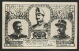 cp Romania GENERALI ROMANI MORTI IN PRIMUL RAZBOI MONDIAL - 1926