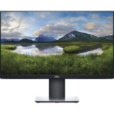 Monitor LED DELL P2419HC 23.8 inch 5 ms Black-Silver USB C