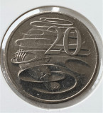 Australia 20 Cents - Elizabeth II 2004
