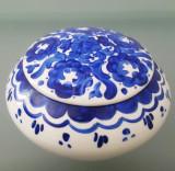 Bomboniera portelan pictata, 10 cm