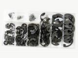 Set 300 agrafe ( E-Clips ) inele de sigurante pentru alezaj