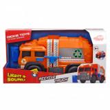 Masinuta de reciclare Dickei Toys Recycle Truck