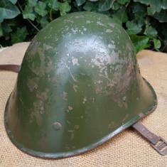 Casca militara, model olandez WW2