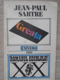 GREATA-JEAN-PAUL SARTRE